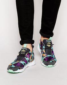 1ad36fe40def49 REEBOK INSTAPUMP FURY SNEAKERS · Sneakers by Reebok Reebok Furylite