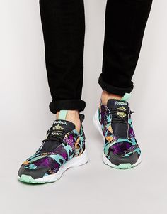 0c979da789a REEBOK INSTAPUMP FURY SNEAKERS · Sneakers by Reebok Reebok Furylite