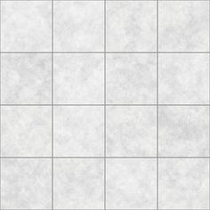 Gray Bathroom Floor