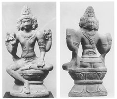 Brahma: Front & Back.  Is the 4th head credible
