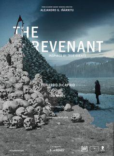 The Revenant - movie poster