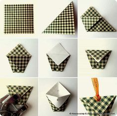 Selling craft: eco packaging with origami Envelope Origami, Origami Box, Origami Paper, Diy Paper, Paper Crafts, Origami Wedding, Diy Envelope, Crafts To Sell, Diy And Crafts
