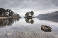 Otter Island, Derwentwater, Lake District