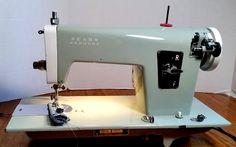 Made in Japan Kenmore 148.296  Vintage Sewing Machine