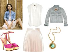 """""""Get her look"""" by char2709 on Polyvore"""