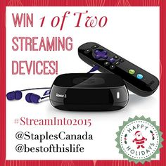 Staples Canada #StreamInto2015