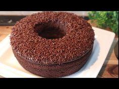 Brownies Kukus, Resep Cake, Dessert Recipes, Desserts, Bagel, Doughnut, Mixer, The Creator, Cooking Recipes