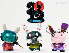 kidrobot   Product Preview – Dunny Series 2012   Kidrobot Blog