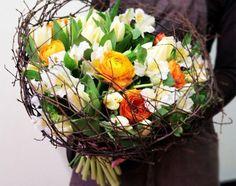 Букеты на 8 марта и День Св. Валентина   Студия модной флористики Планета Цветов
