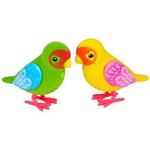 Awesome Christmas Idea for little ones.  Little Live Pets Bird Cage Love Birds Double Pack.  They're going to be hard to find I think.