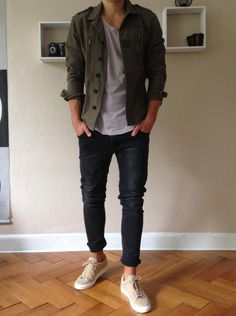 138 admiring men street style outfits ideas that make you more cool – page 1 Formal Men Outfit, Stylish Mens Outfits, Casual Summer Outfits, Simple Outfits, Trendy Mens Fashion, Suit Fashion, Fashion Outfits, Fashion Trends, Teen Guy Fashion