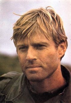 Robert Redford in 'A Bridge Too Far'.: