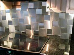 kitchen wall decorating with tiles