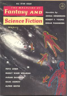 Fantasy and Science Fiction 1962-03
