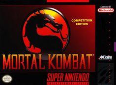 Emularoms: Mortal Kombat (BR) [ SNES ]