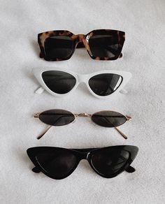 Uploaded by Vogue. Find images and videos about girl, fashion and style on We Heart It - the app to get lost in what you love. Sunglasses For Your Face Shape, Cute Sunglasses, Trending Sunglasses, Sunnies, Spring Sunglasses, Drawing Sunglasses, Heart Sunglasses, Mode Hipster, Jewelry Accessories