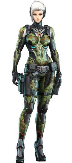 攻殻機動隊 : First Assault | Reiko