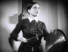 Valeska Gert Diary of a Lost Girl 1929 Scene First Female Orgasm on Film