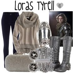 """Loras Tyrell -- Game of Thrones"" by evil-laugh on Polyvore"