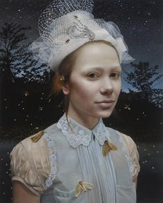 Paintings by Andrea Kowch | Faith is Torment | Art and Design Blog