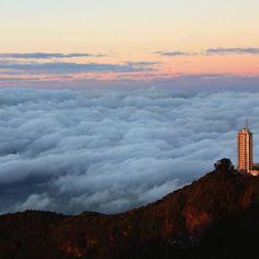 Hotel Humboldt Caracas ...mi adorada ciudad como te extraño...!