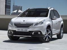 Peugeot, 2014 Peugeot 2008 Front Angle New Edition: 2014 Peugeot 2008; Elegant Look