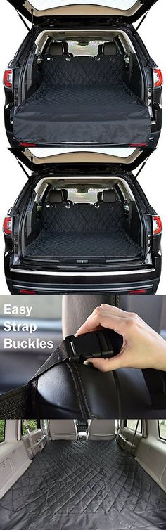 Car Seat Covers 117426 Waterproof Suv Cargo Liner Pet Dog Seat