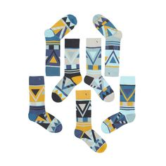 Buy your favourite SOLOSOCKS at the URU Design online web shop. SOLOSOCKS are a pack of 7x1 different socks that are designed to mix and match.