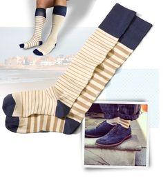 Touquet socks | Light drawer | Oybō: untuned socks for smart feet