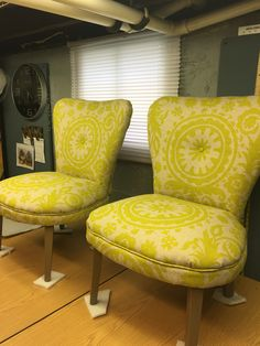 Exceptionnel Set Of Vanity Chairs Redone By SuperChic Designs, Bay City MI
