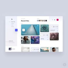 Designed by Jakub Antalík 👆 LINK IN BIO 👆 - What do you think of this design? - Want to get featured? Dashboard Design, App Ui Design, Web Design Trends, User Interface Design, Design Web, Dashboard Ui, Graphic Design, Fluent Design, Ui Design Patterns
