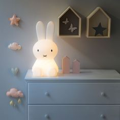 Miffy lámpara. Kenay home. 129€