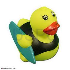 Rubber Duck Toy: Career: Surfer Duck