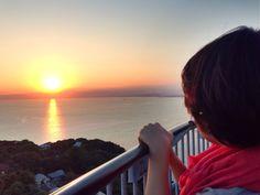 Sunset @Enoshima