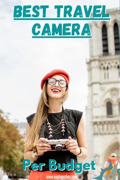Are you looking for a new travel camera? Then this article will explain to you what are the best travel cameras per budget. A travel camera is something that should be for video and photography, that's why we are sharing with you the best travel cameras. Some of these travel cameras are cheap, others are a bit more expensive, but each one of them will be great to have in your travel gear. #travelcamera | #cheaptravelcamera | #travelcameragear Photography For Beginners, Photography Tips, Travel Photographer, Professional Photographer, Best Cameras For Travel, Tiny Camera, Dslr Or Mirrorless, Cheap Cameras, Perfect Camera