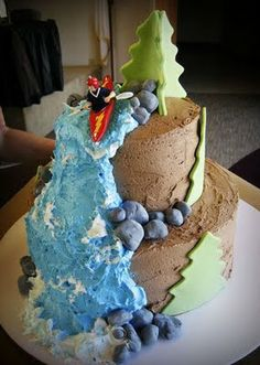Cookie Magazine Creative Cake Contest - Oh My Creative