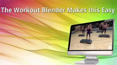 Create Your Perfect Workout. Our online Workout Blender is the only program of its type that puts you in total control o. Cathe Friedrich, Dont Forget Me, Perfect Workout, Im Happy, Announcement, How To Get, Relationship, Exercise, I Am Happy