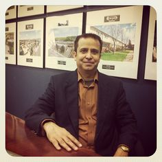 Today (February 27th, 2013) is our accountant Nadeem's 1-year anniversary with Equity Builders! Congrats Nadeem!