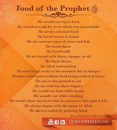 Prophet Muhammad (sullahu alayhi wa salaam) so humbled