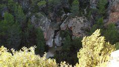 Foto de  Ruta Camping RioTus-Collado Tornero. Barranco de los Marines