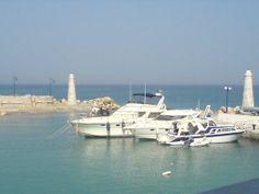 Xylokastro Marina / Municipality of Xylokastro - Evrostini of Blue Flag, Greece, Environment, Building, Beach, Water, Travel, Outdoor, Greece Country