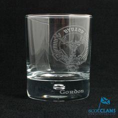 Clan Crest Dram Glas
