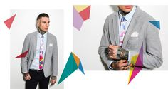 New 2015 Fall Necktie and Bow Tie Lookbook and a Great #Fashion #Startup Story
