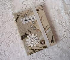 notebook | Fabric Crafts | Popular Crafts | Craft Juice