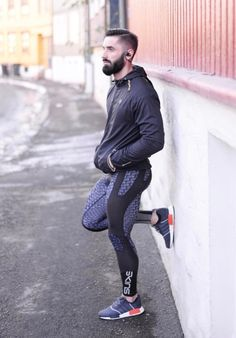 Eyecandy - Men In Spandex Gear - Bag, shoes, clothes woman shops Sport Style, Gym Style, Mode Style, Motivation Bikini, Motivation Crossfit, Motivation Quotes, Sport Fashion, Fitness Fashion, Mens Fashion