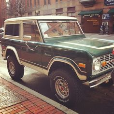 Bronco // South End, Boston, MA