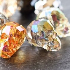 Fabulous Swarovski®️ Crystal Skull Beads