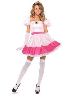 Leg Avenue Pink Princess Costume