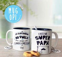 Mug Super Papá - Oscar Ospina. $26.000