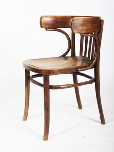Bistro Dining Chair by Michael Thonet, 1920s 2